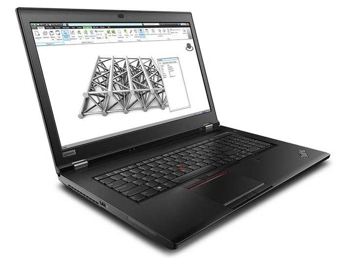 联想ThinkPad P53曝光:搭载RTX 5000,OLED屏