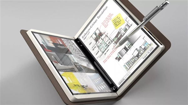 微软对内展示双屏Surface原型机:笔记本开启新纪元