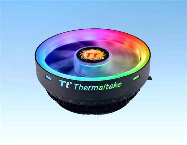 全新下压式散热器来了:光污染Max!