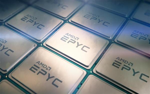 AMD 7nm二代霄龙价格曝光:64核比隔壁56核便宜2万美刀