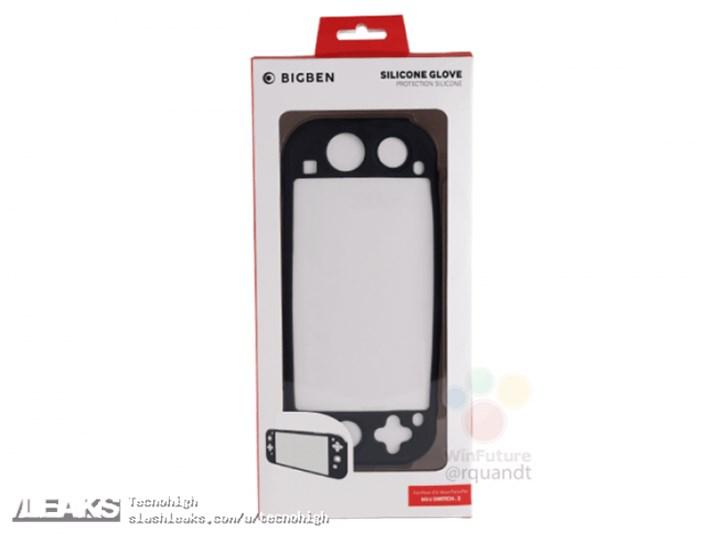mini Switch 2 保护壳曝光:采用加强版Tegra X1