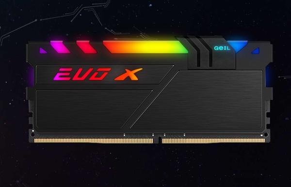 金邦发布EVO X II系列内存:专为AMD三代锐龙优化