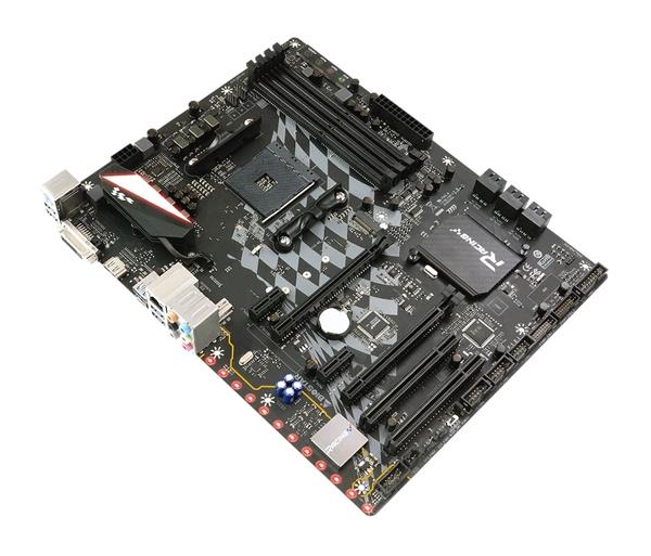 映泰发布X470GTA锐龙主板:两条PCI古老插槽