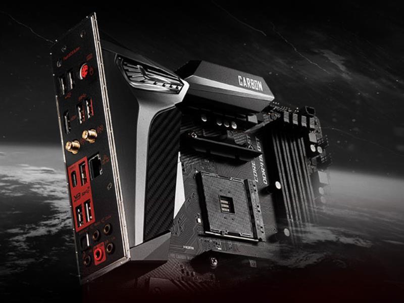 便宜又好用!微星MPG X570 Gaming Pro Carbon WiFi暗黑板主板评测