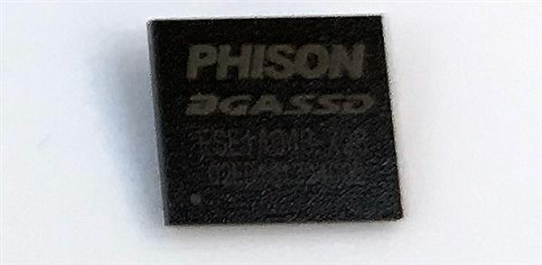 群联宣布BGA封装迷你SSD:1.7GB/s高速功耗仅1.5W