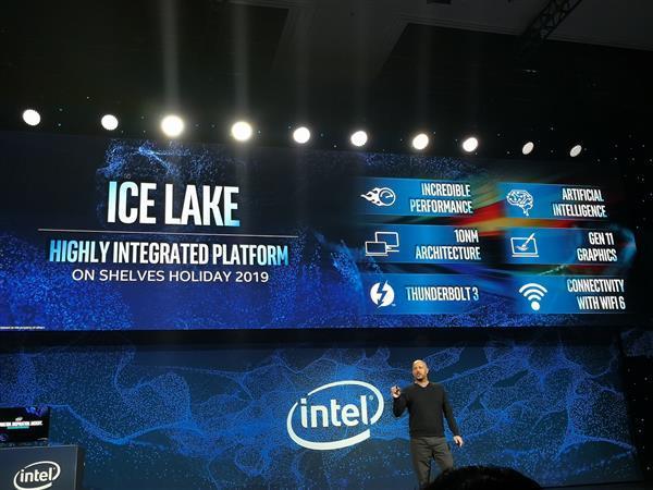 游戏玩家千呼万唤 Intel Gen11核显首发高级图形技术
