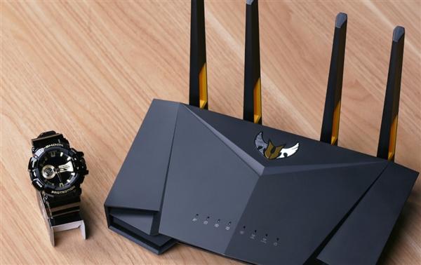 华硕Wi-Fi 6电竞游戏路由TUF-AX3000开售:999元