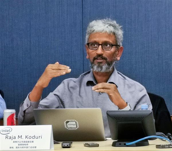 Intel首席架构师Raja:独立显卡最大区别来自一致性体验