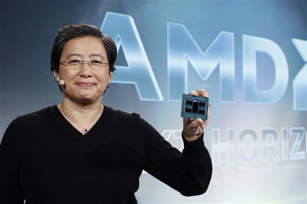 AMD在X86 CPU市场份额再创新高 桌面市场即将突破20%