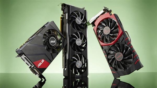 被矿卡连坑5个季度 显卡厂商:多亏了AMD