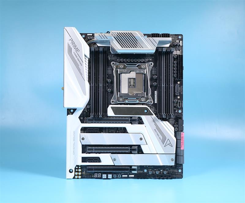 i9-10980XE正确姿势超频!华硕PRIME X299 EDITION 30评测:BIOS无人能敌