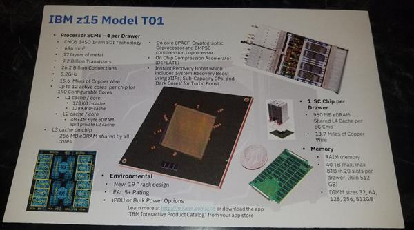IBM魔改14nm CPU:同工艺下IPC性能提升14% 核心数增加20%