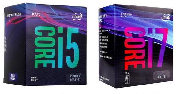 i5-9400f和i7-9700f差距有多大?9400f比9700f差多少