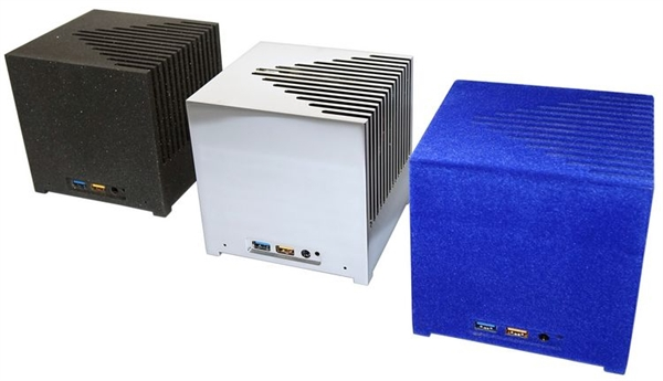 法国Bleujour推出被动散热迷你主机:最高i7-8559U 6000元