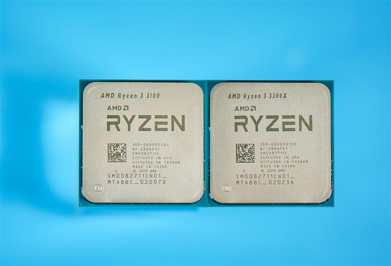 入门级处理器照样也能玩游戏!锐龙3 3100/3300X超频测试