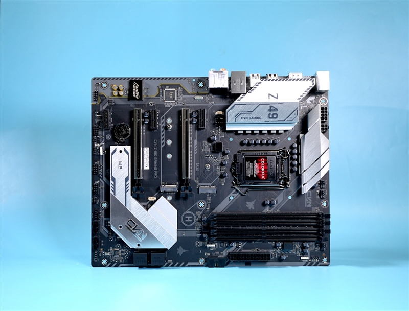 10代i5绝配!七彩虹CVN Z490 GAMING PRO V20评测:远胜最好的B460主板
