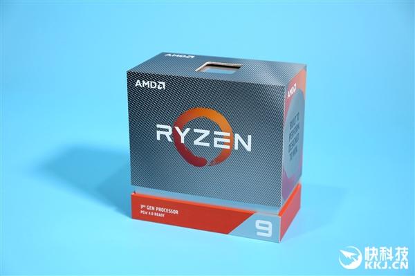 12核心24线程 3899元AMD锐龙9 3900XT开箱图赏