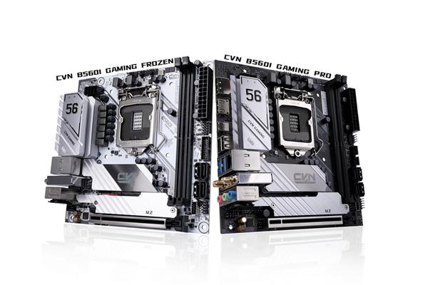 1199元起 七彩虹发布B560ITX主板:银白双色、性能免费提升10%