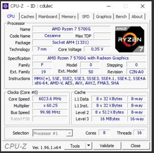 支持7nm Zen3锐龙APU 微星500/400系主板BIOS升级