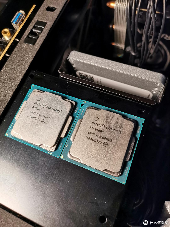 华擎B250M-HDV刷魔改BIOS,G4560升级I3-9100F