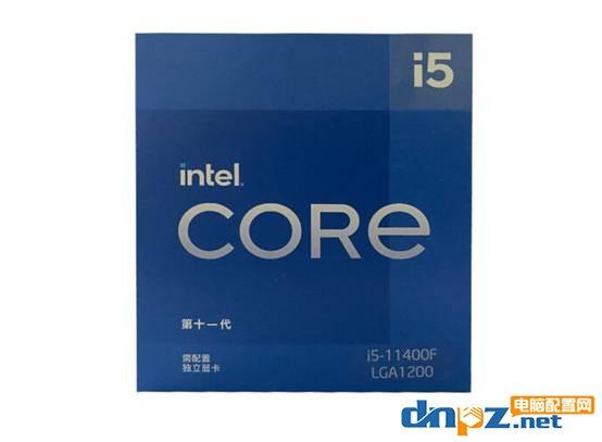 11代i5比10代i5性能强多少?i5-11400F和i5-10400F性能对比评测